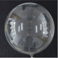 balon bobo pvc bening plastik 18inch premium