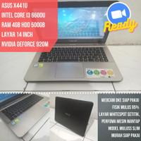 Laptop Asus Core i3 i5 i7 Murah Berkualitas