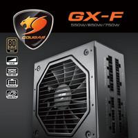 COUGAR GX-F 80 Plus Gold PSU 550W 650W 750W (Fully Modular Cable) - GX-F550 550W