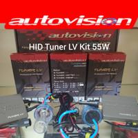 Autovision HID Tuner LV Kit 55W H1 H3 H7 H11 HB3 HB4 4300K/6000K