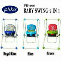 Ayunan Bayi Anak Swing Pliko PK206