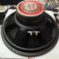 komponen audax 12 inch WOOFER AX-1293 WPB8 MKII bass polypropylene ori