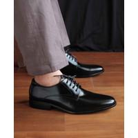 Sepatu Pantofel Pria - Winshor - Ashton Black