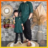 Baju Muslim Qurta - Toyobo Couple - Koko Couple - Koko Ayah Anak