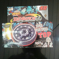 Beyblade metal masters 4D system - gasing 3