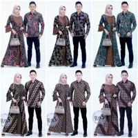 Baju Capel Batik Terbaru Baju Batik Seragam Kantor dan Keluarga Modern