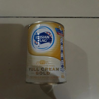susu kental manis frisian flag full cream gold kemasan kaleng 490 gram