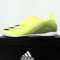 Sepatu Futsal Adidas X Ghosted 4 IN Solar Yellow FW6906 Original BNIB