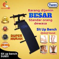 Sit Up Bench Twen SUB51 - Alat Fitness