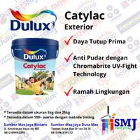 CAT TEMBOK EXTERIOR DULUX CATYLAC EXTERIOR WARNA DESIGNER GREY 25 KG