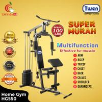 Home Gym 1 Sisi Twen HG550 / Homegym / Alat Fitness