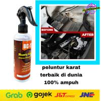 Pembersih multi fungsi pelumas anti karat mobil motor lubricant 250 ml