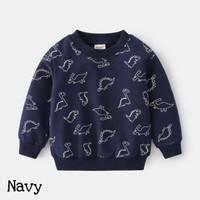 BABYPOTATO - Sweater Anak Bayi kode (WW07)
