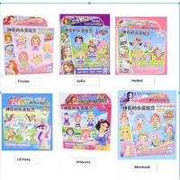 Mainan Kreativitas Aquabeads / Aqua Beads - Princess - princess