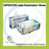 Sarung Tangan Latex - Safe Glove Latex