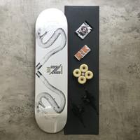 Skateboard fullset Nomad Secret society with Tensor alloy 8.0