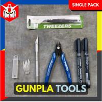 Tools Set Gundam Gunpla - Tool Kit Rakit Gundam (Single Pack)