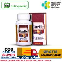 Obat Herbal Diabetes Kering Basah, Kencing Manis, Gula Darah - Garlic