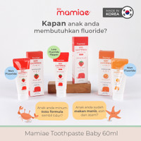 MAMIAE TOOTHPASTE (BABY 60Ml)