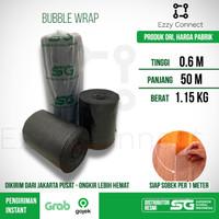 Bubble Wrap Hitam SG SIAP SOBEK 60 cm x 50 meter