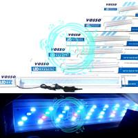 Vosso LED A200 Lampu LED Aquarium Aquascape Lampu LED 20-30 CM