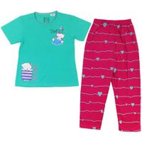 2-13 Tahun / Piyama Anak / Baju Tidur Anak Perempuan / LOL