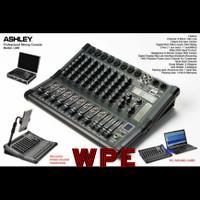 mixer audio ashley lm8/lm 8 original 8 channel