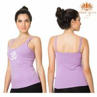 Tang Top Senam Yoga Sale / Baju Yoga DL 97076 / Baju Yoga motif Ohm