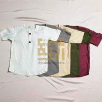 Baju Koko Anak / Baju Muslim Anak / Koko Bayi / Anak Cowok / Bayi Laki