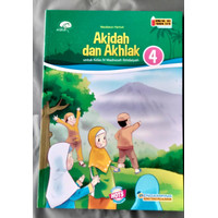 Akidah Akhlak KMA Aqila MI Kelas 4