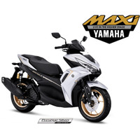 Yamaha All New Aerox 155 C ABS 2021