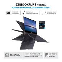 "ASUS ZENBOOK FLIP S UX371EA I7-1165G7 16GB 1TB 13.3"" 4K TOUCH W10 OHS"