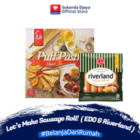 Let's Make Sausage Roll! ( EDO & Riverland )