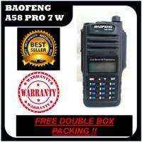 HT Baofeng A58 PRO 7 Watt, Dual Band BF A 58 Waterproof Bofeng VHF UHF
