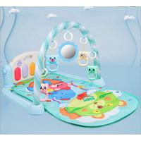 Baby Gym Piano Play Musical Set Playmat Mainan Matras Bayi Multifungsi