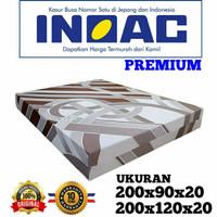 Kasur Busa INOAC Premium Tebal 20 cm Garansi 10 Tahun - 200x90x20 cm