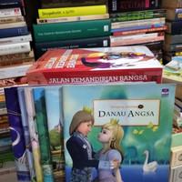 Buku cerita anak-anak Dongeng Animasi 3D 6buku 6judul