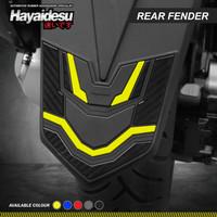 Hayaidesu Rear Fender Body Protector Cover Honda PCX 160