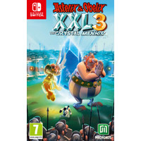 GAME NINTENDO SWITCH CFW ASTERIX AND OBELIX THE CRYSTAL MENHIR