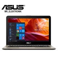 LAPTOP ASUS X441 RAM 4GB / 512GB SSD / 14 WIN 10 ( frre tas/mouse )