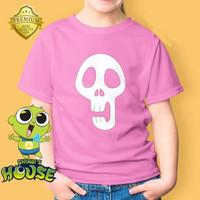 kaos baju anak perempuan HARI KOO SHINBI HOUSE - kaos polos