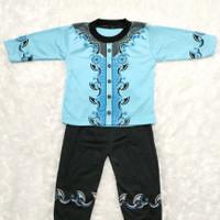 COD Pakaian Muslim Baju Koko Bayi Laki-Laki 2-11 Bulan