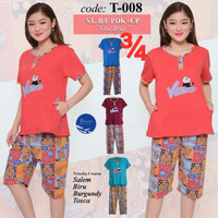 Baju Tidur / Baby doll FOREVER Sweet Concept ¾ Body Fit T 008