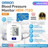 OMRON - Tensi Digital HEM 7120   Tensi Omron   Tensimeter Digital
