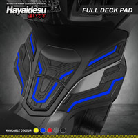 Hayaidesu PCX 160 FULL Deck Pad Body Protector