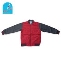 Mexican Jaket Anak Kerah - Basic Jacket