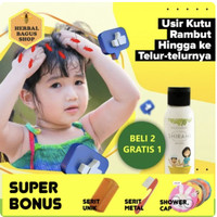 [Free Ongkir] Promo Shirami Shampo Anti Kutu Rambut Original