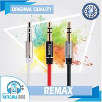REMAX RL-L200 KABEL AUX 3.5MM AUDIO 2 METER ORIGINAL