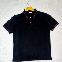polo shirt GU by Uniqlo not lacoste fred perry burberry hugo boss