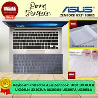 Keyboard Protector Asus Zenbook UX31 UX303LB UX303LN UX303UA UX303UB